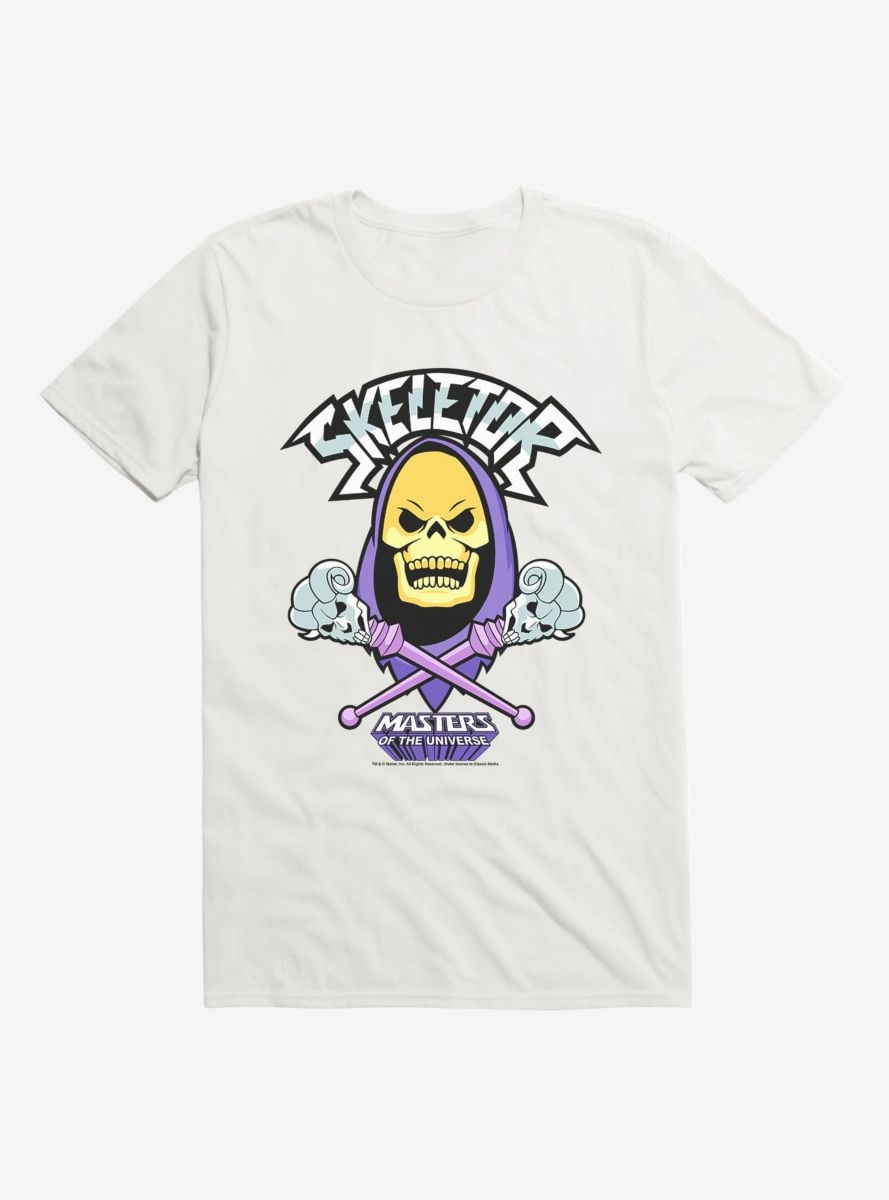 Masters Of The Universe Skeletor Staff Shirts