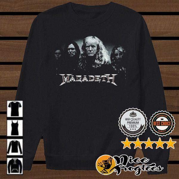 Megadeth Donald Trump Shirts