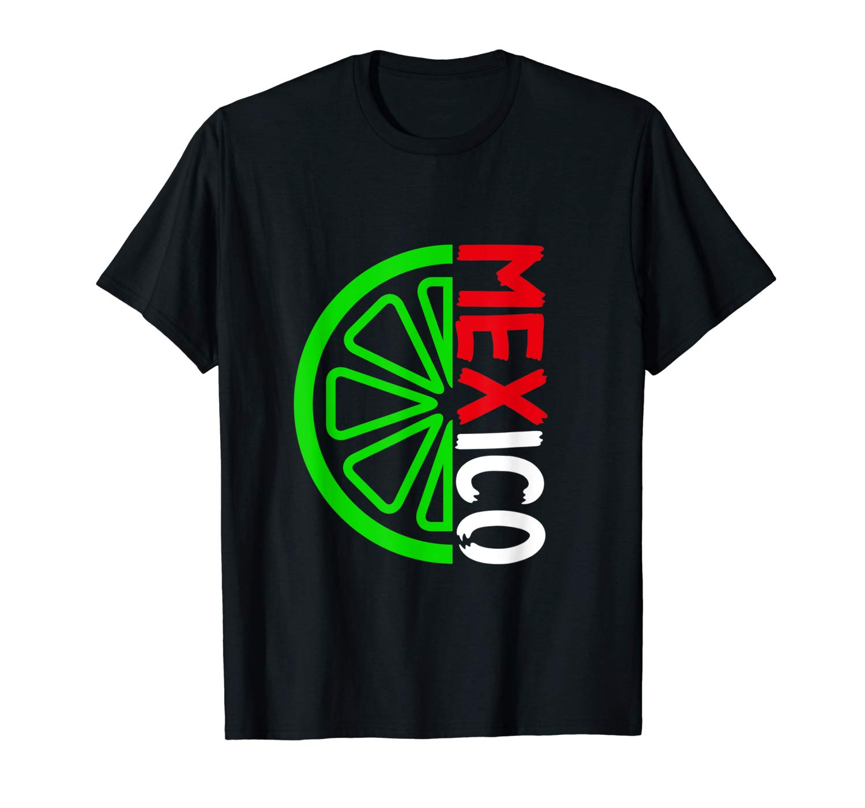 Mexicana Mexican Flag Colors Chula Chingona Citrus Camiseta Shirts