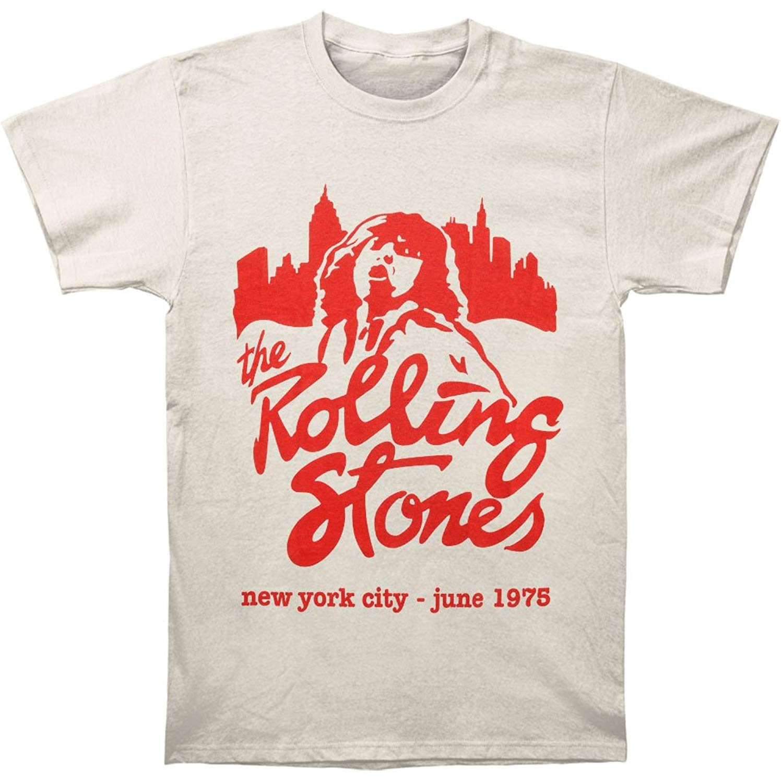 Mick June 1975 T Shirt