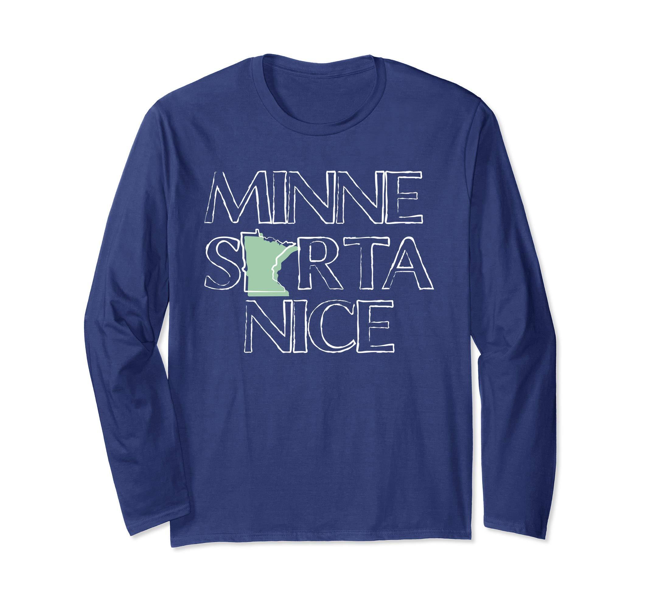Minnesorta Nice Mn Minnesota Shirt