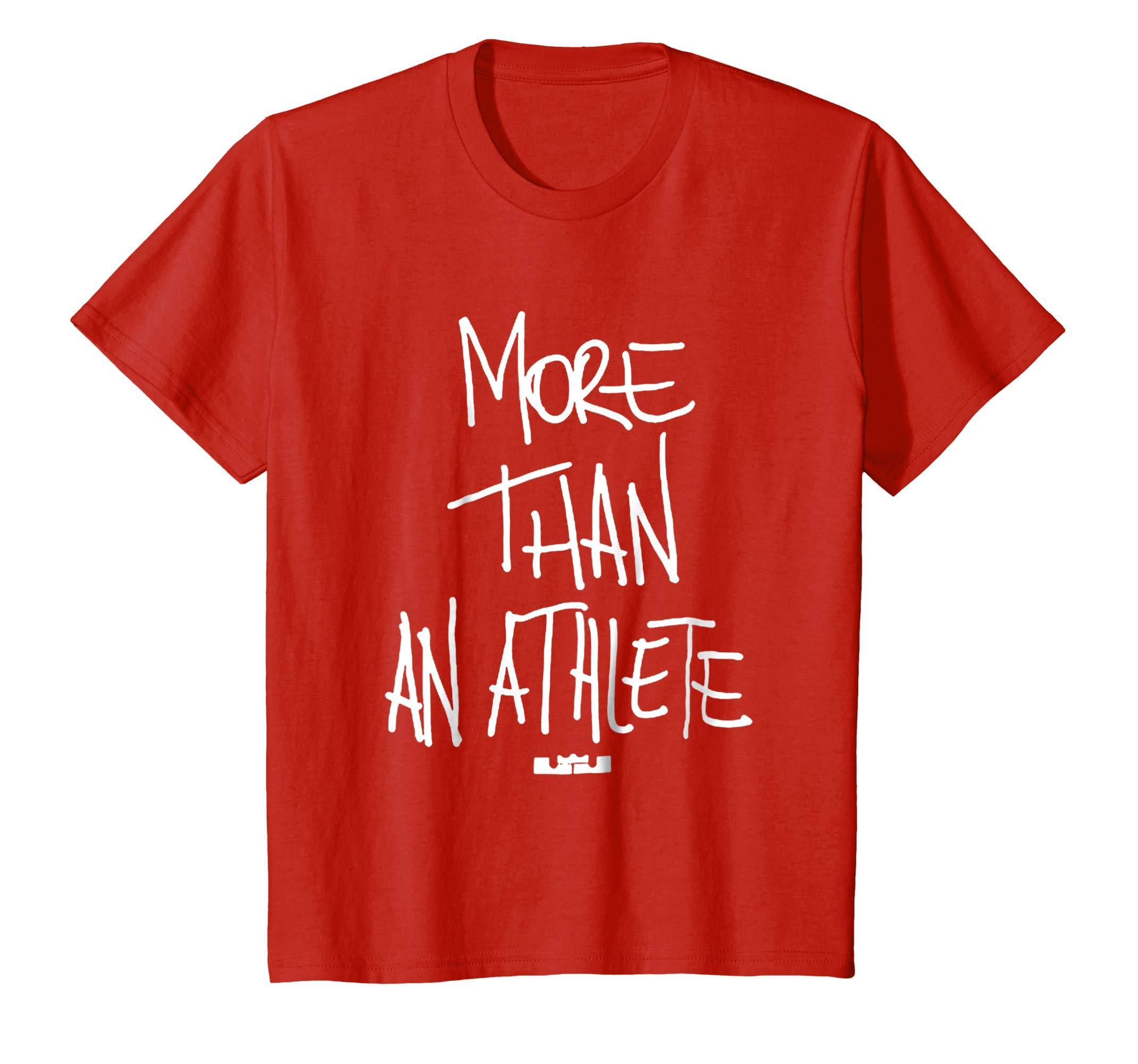 More Than An Athlete Shirt