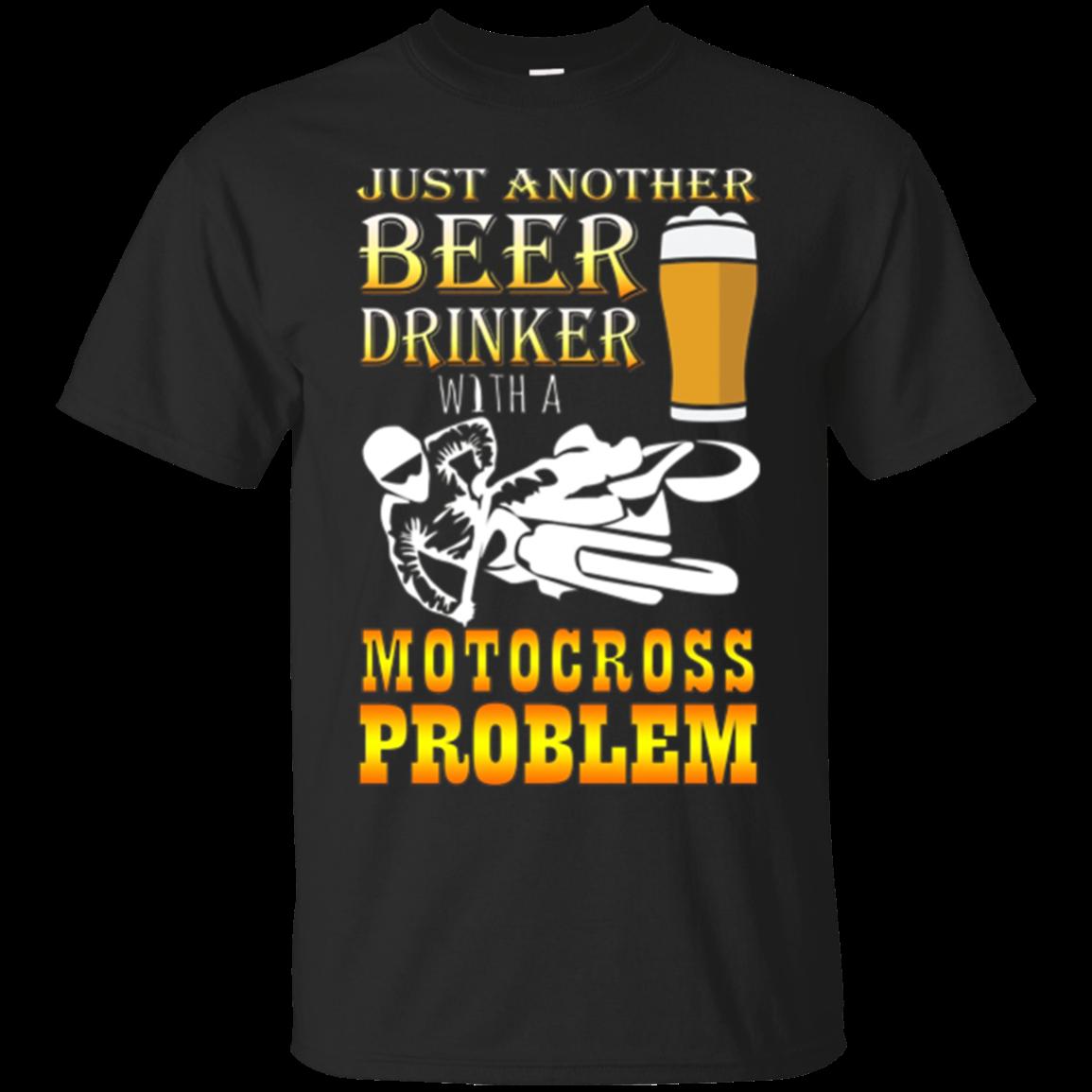 Motocross Problem T Shirt