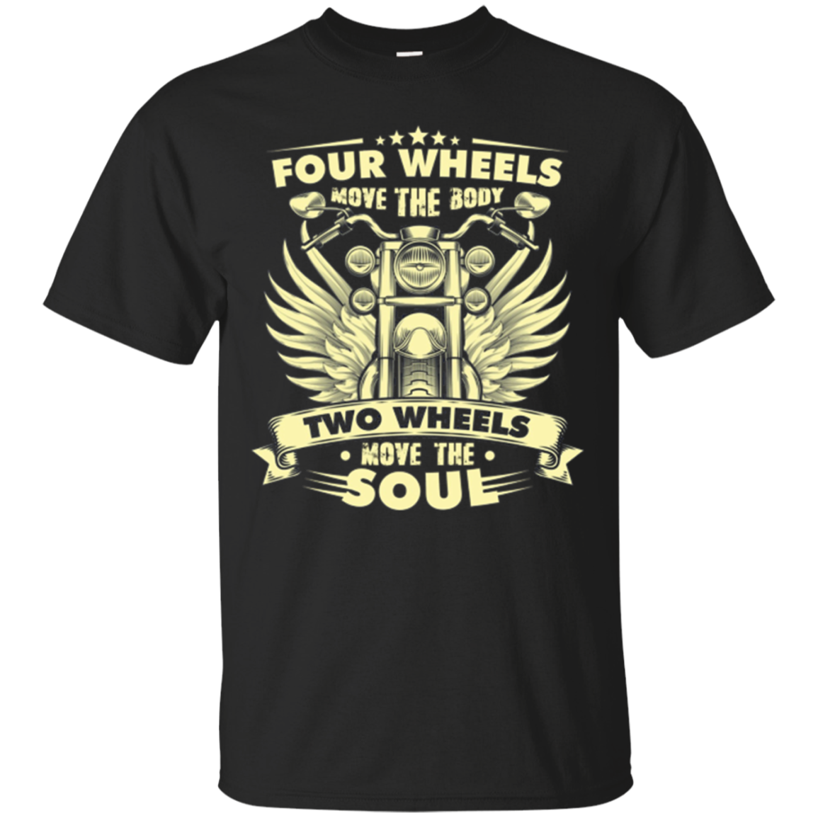 Motorcycle Racing Two Wheels Move The Soul Shirts