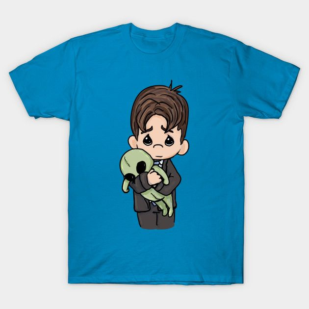 Mulder Precious X Files Is 13 Today At Public Shirts