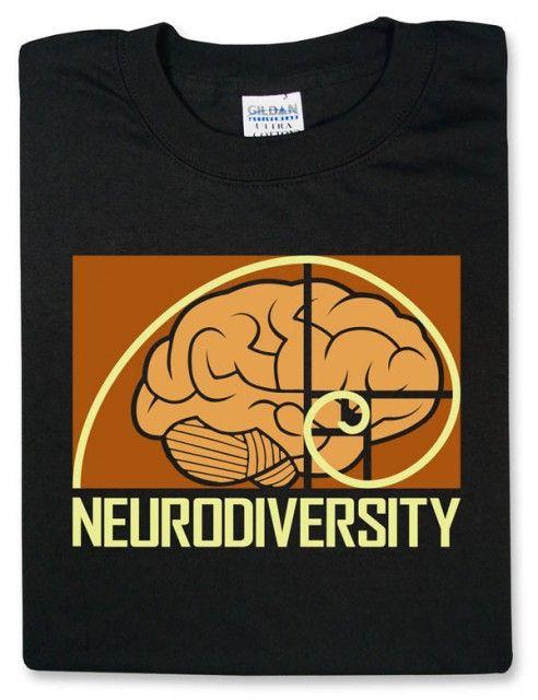 Neurodiversity V2 0 Shirts