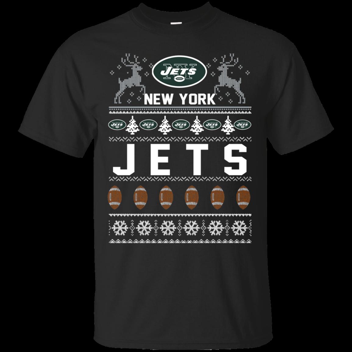 New York Jets Ugly Christmas Shirts