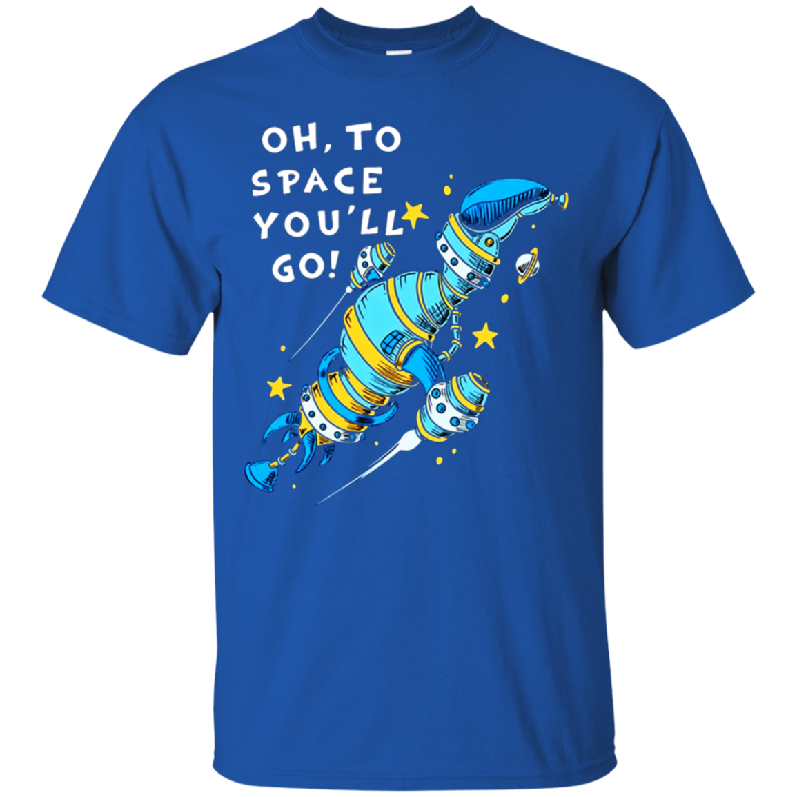 Oh To Space You Shirts