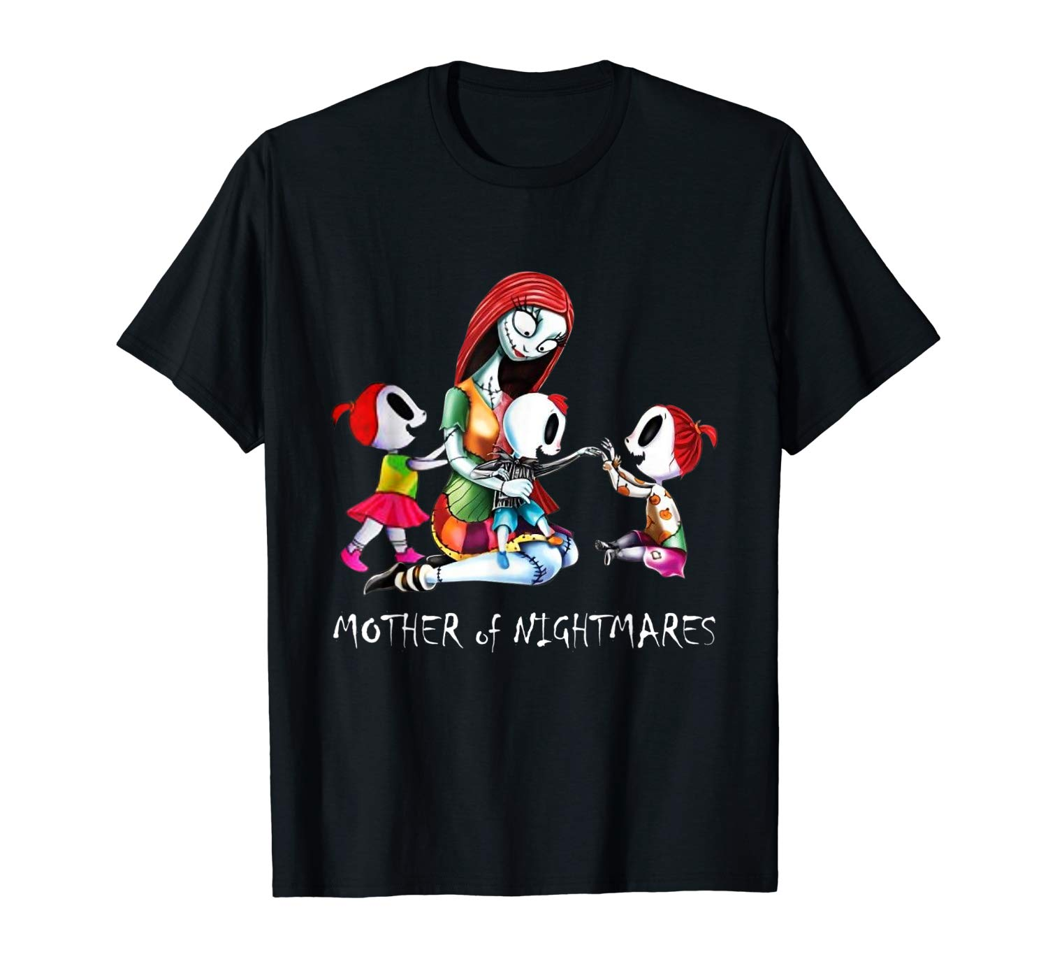 One Boy Two Girl A Mother S Nightmare Halloween Horror Scary T Shirt