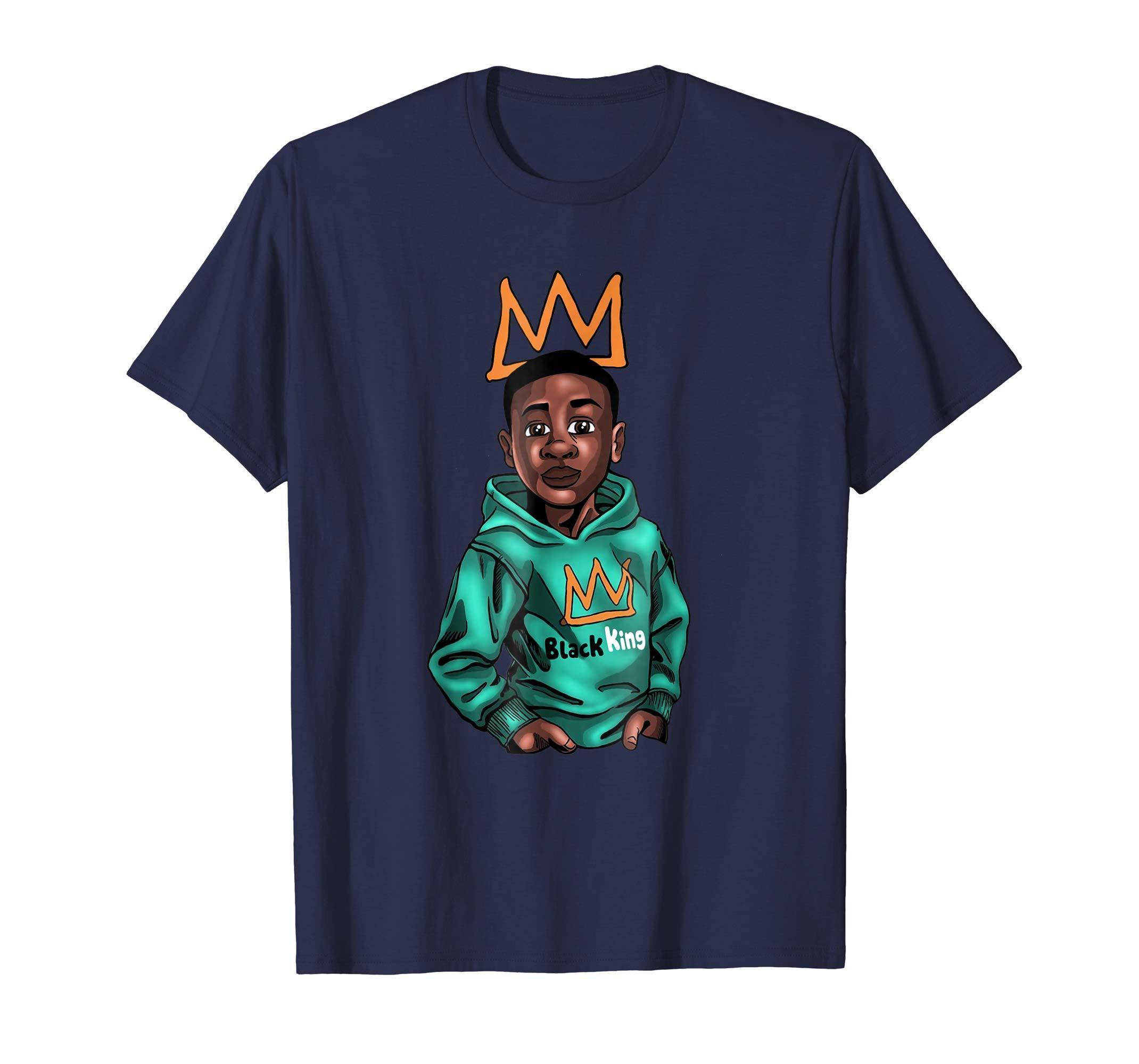 Order Black King Shirt For