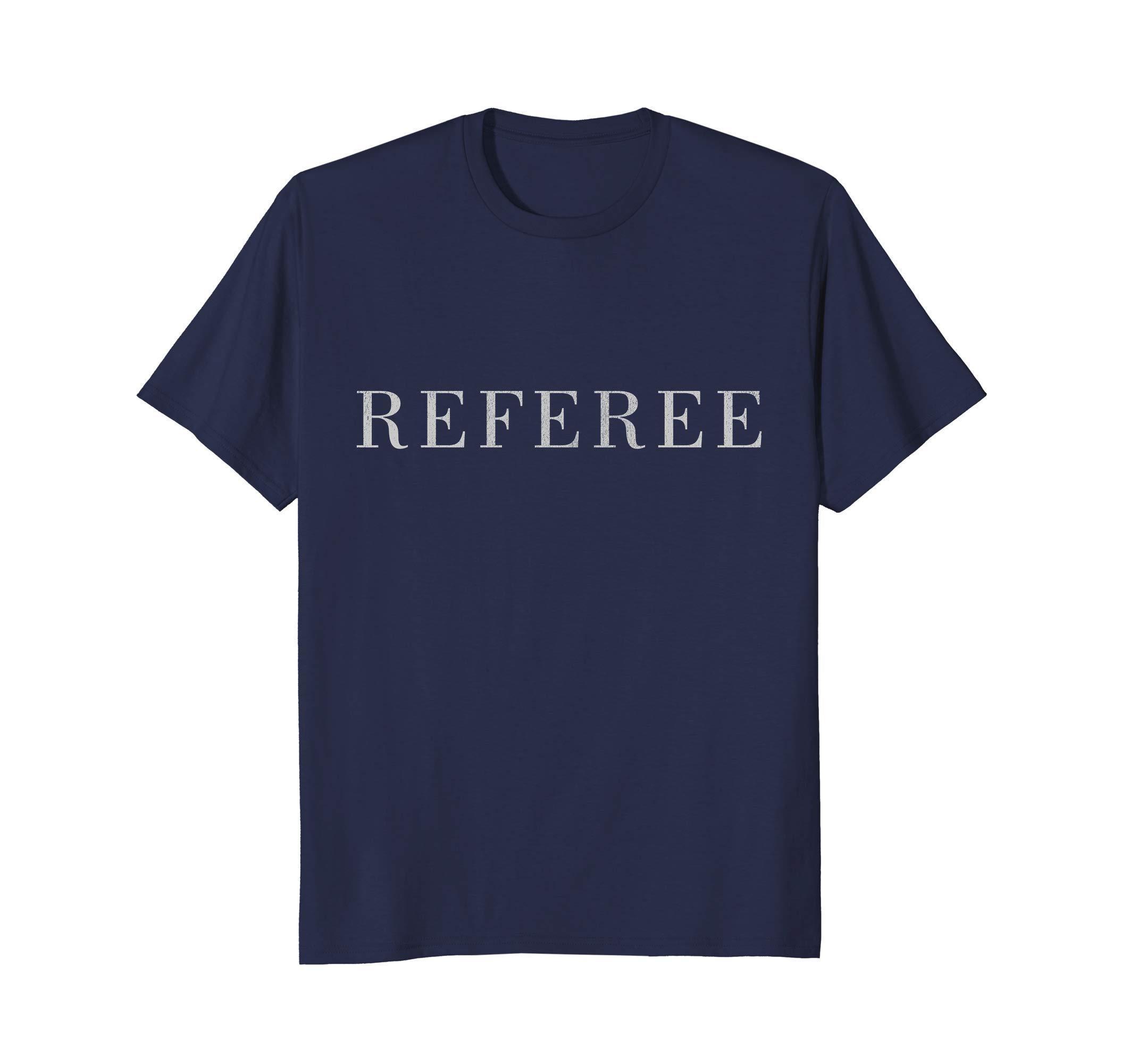 Order Sports Referee T Shirts