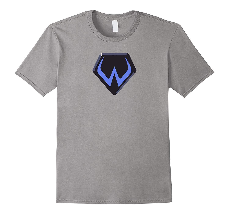 Overwatch Widowmaker Emblem Spray T Shirts