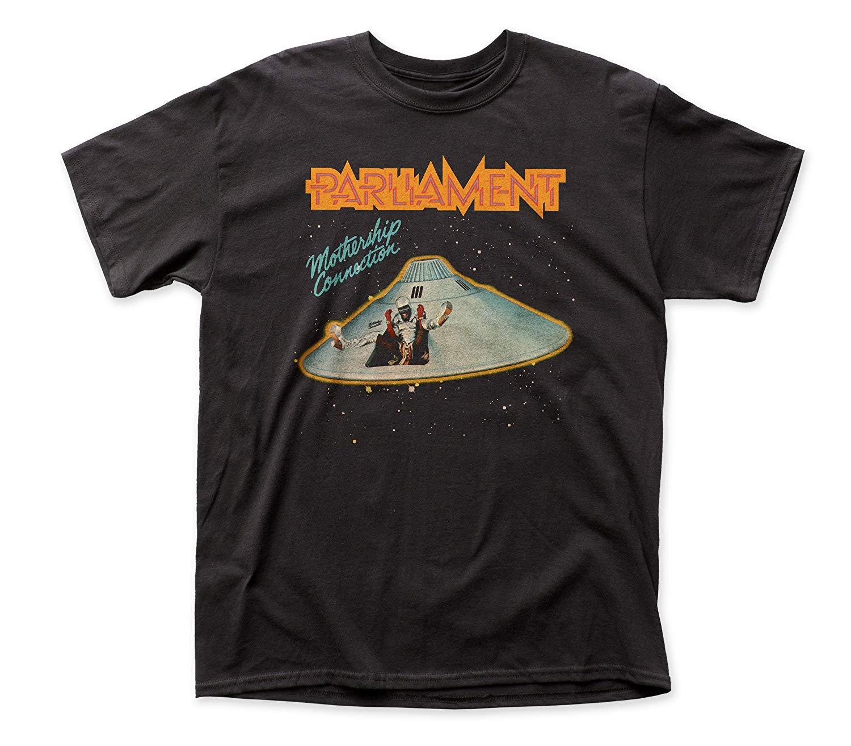 Parliat Mothership Connection Adult Ts Shirts