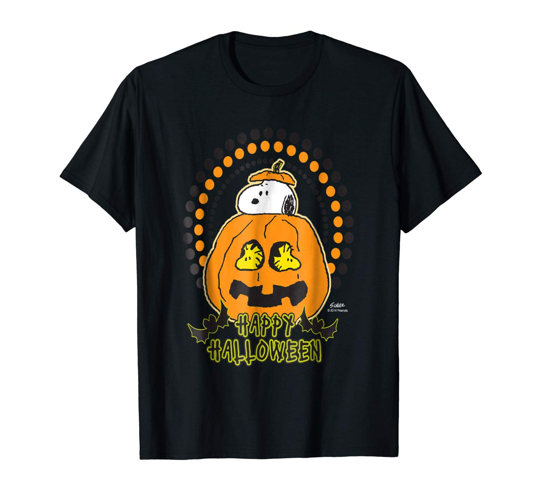 Peanuts Happy Halloween Pumpkin Shirts