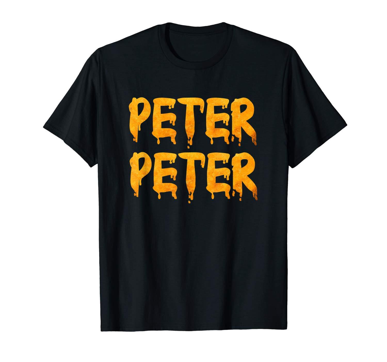 Peter Peter Pumpkin Eater Halloween Tshirt