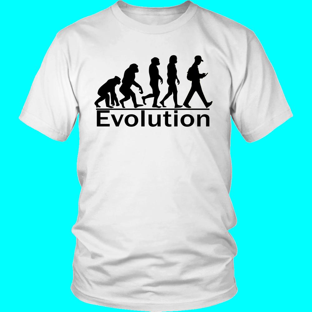 Pokemon Go Evolution Shirts