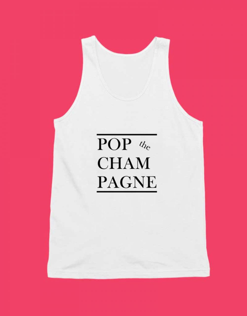 Pop The Cham Pagne Unisex 13 50 Shirts