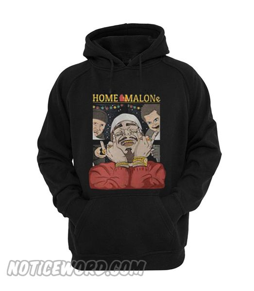 Post Malone Christmas Home Malone Hoodie Shirts