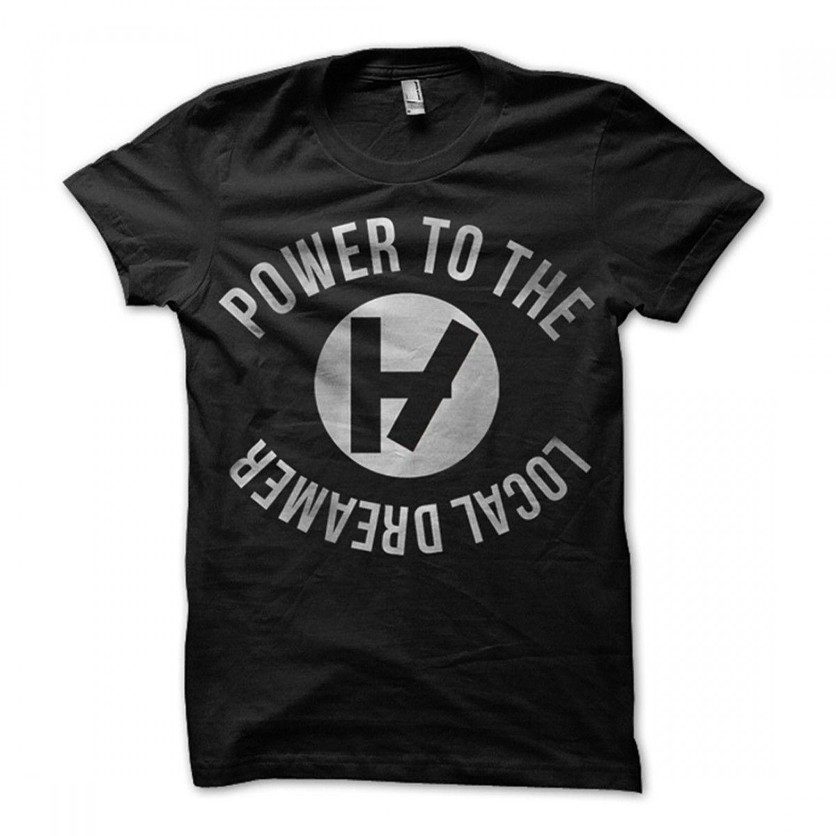 Power To Local Dreamer Twenty One Pilots Store Shirts