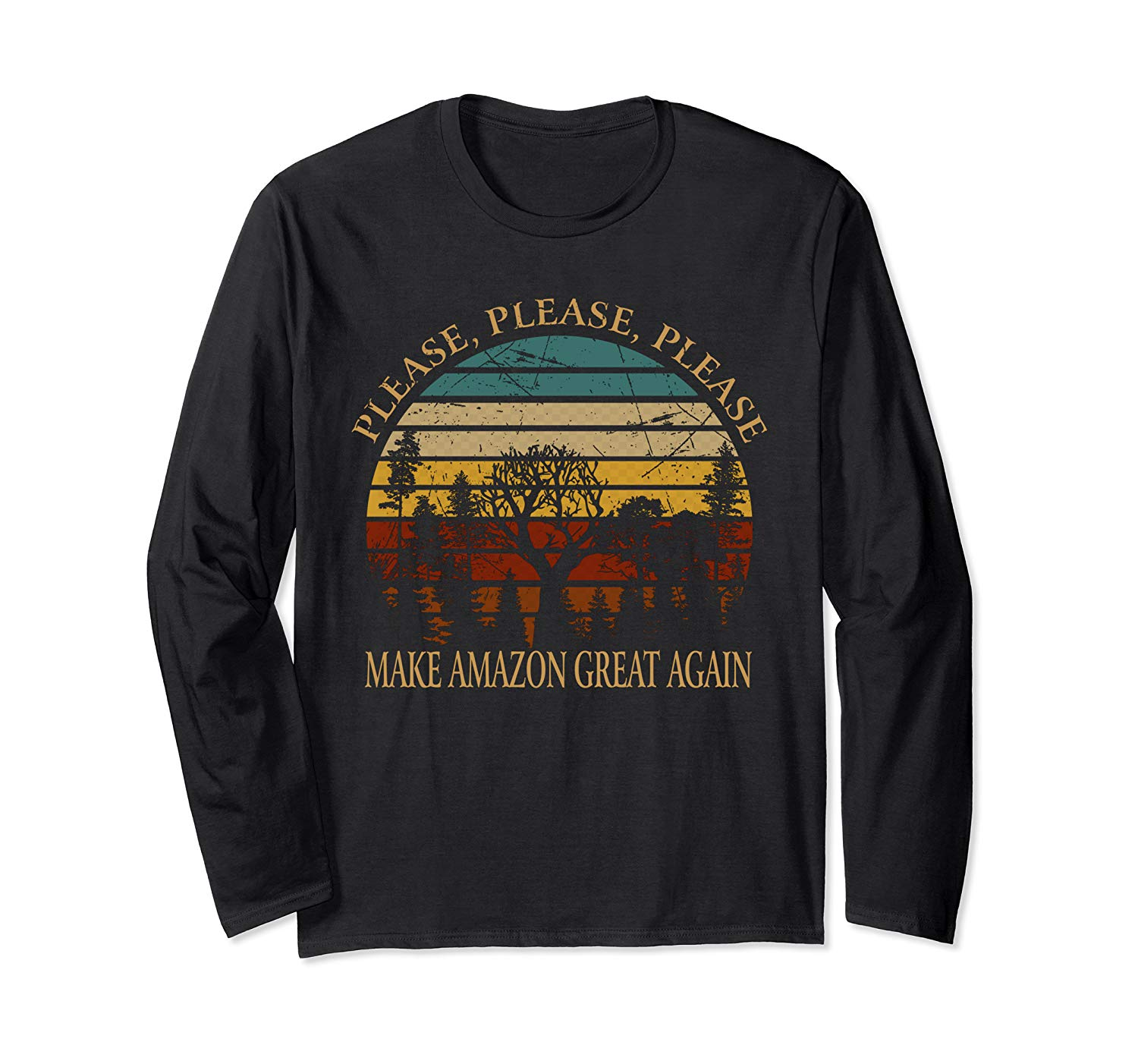 Pray For Amazonia Save The Amazon Love Gifts For S T Shirt