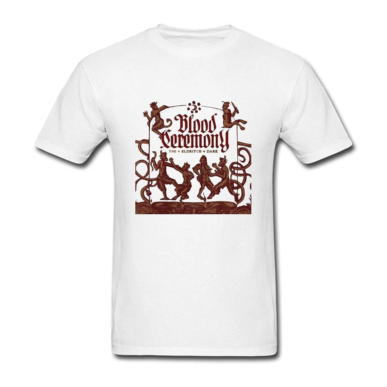 Pusadd S Generic T Shirts Blood Ceremony The Eldritch Dark Crew Neck