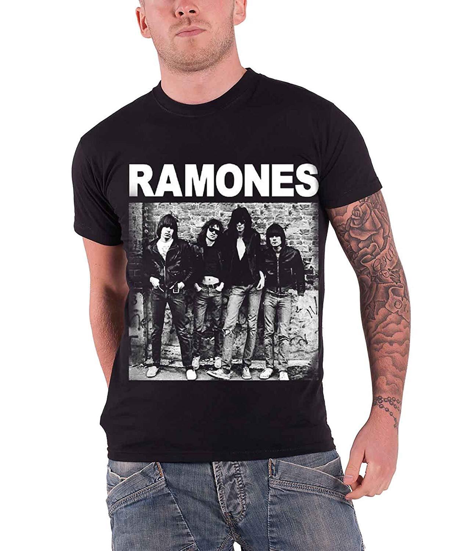 Ramones 1st Album S T Shirt