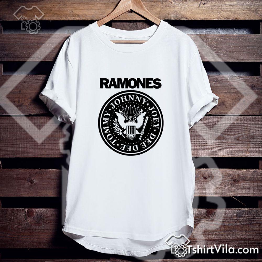 Ramones Band Adult Unisex Shirts