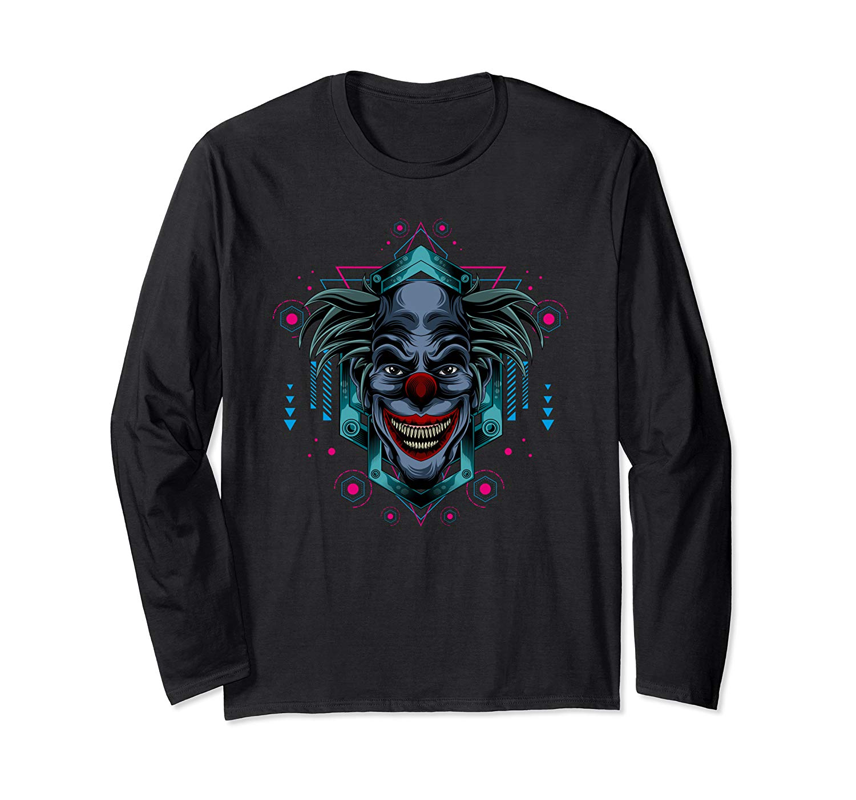 Scary Clown T Shirt