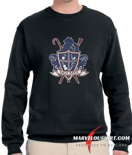 Sherlock Holmes Graphic Comfort Shirts