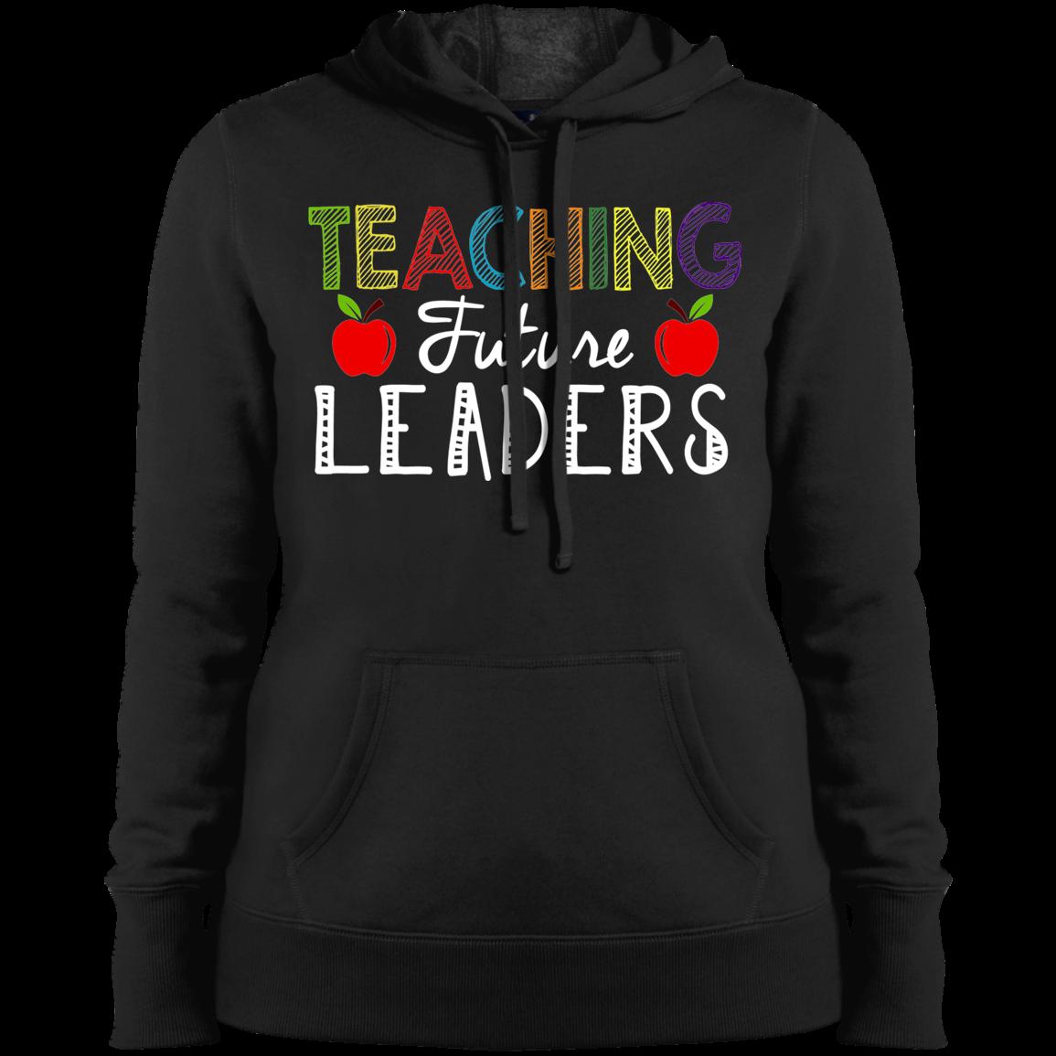 Shop 77 Teaching Future Leaders Back To School Shirt Hooded