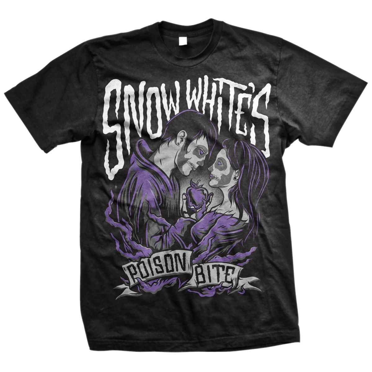 Snow White S Poison Bite Zombie Romance 12 98 Shirts