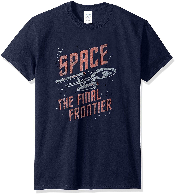 Star Trek Space Travel Shirts
