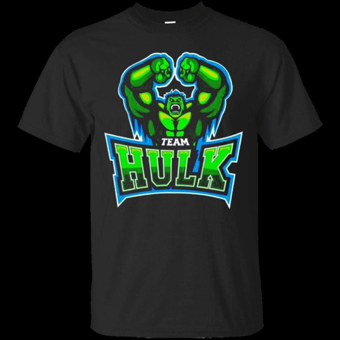 Team Hulk T Shirt
