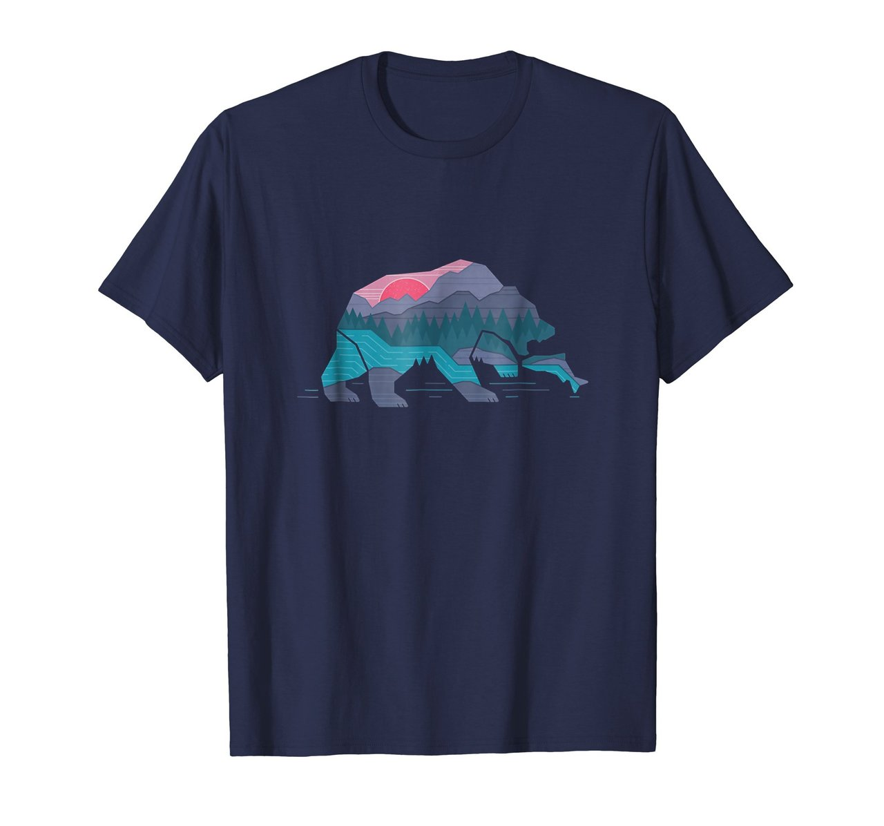 The Bear Country T Shirt