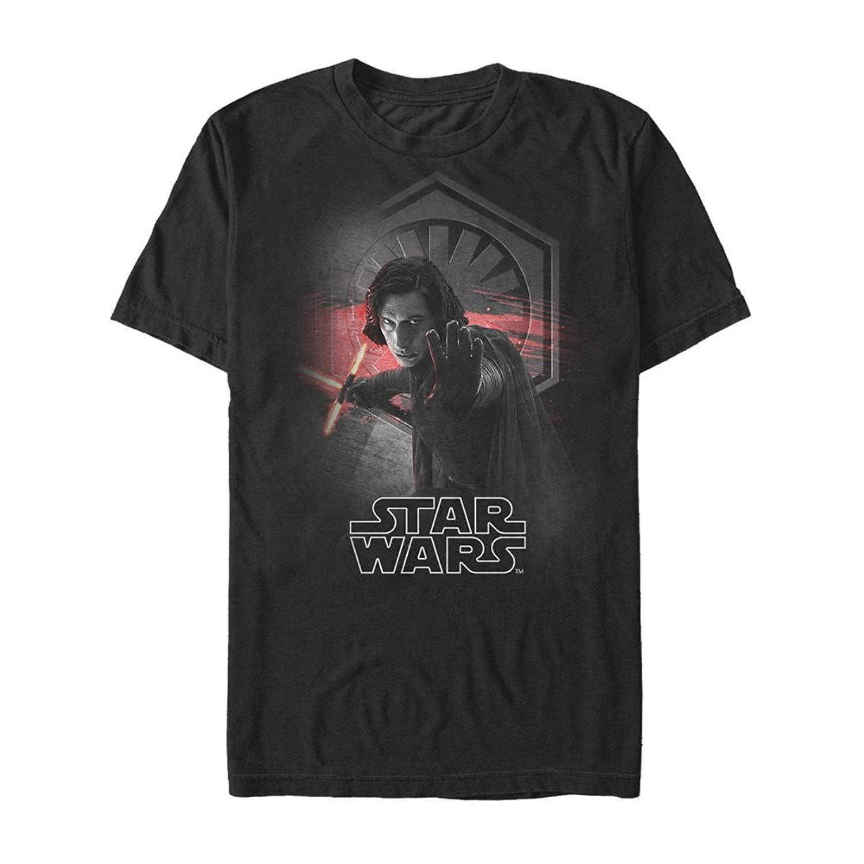 The Last Jedi Kylo Ren Control T Shirt