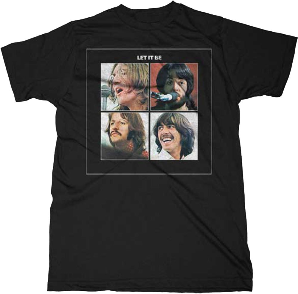 The Let It Be Ii T Shirt