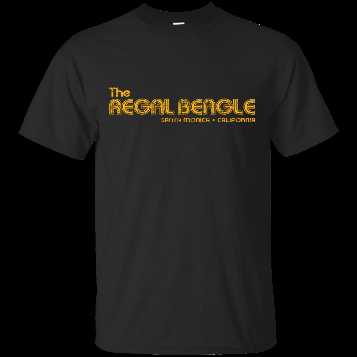 The Regal Beagle T Shirt