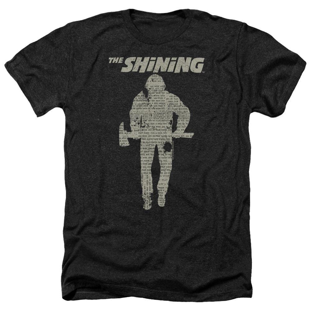 The Shining Dull Boy Heather Shirts