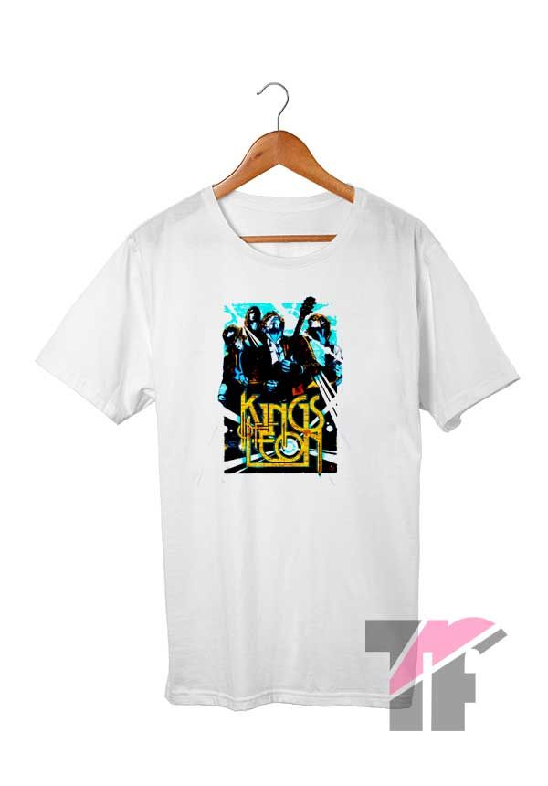 The Still 220309 Kings Of Leon Best Graphic Store Online Shirts