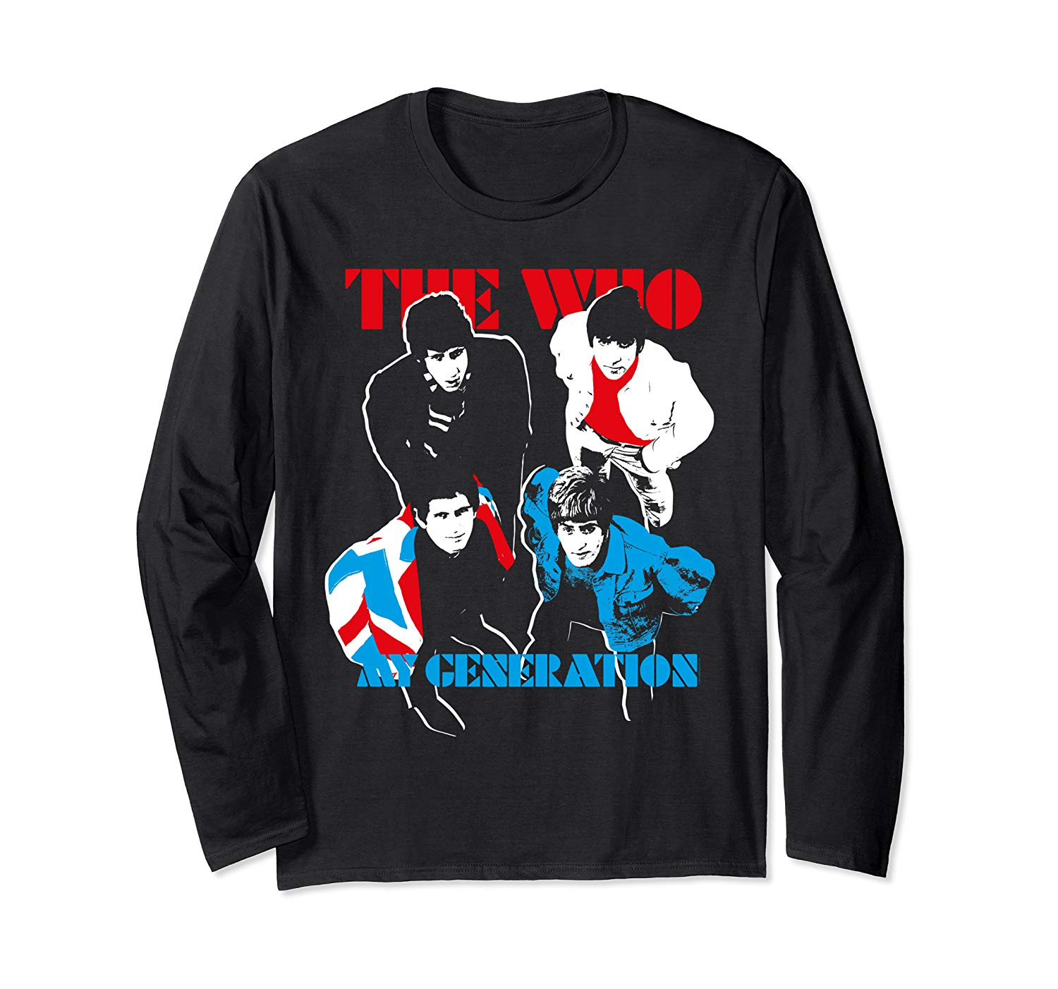 The Who My Generation Shirts