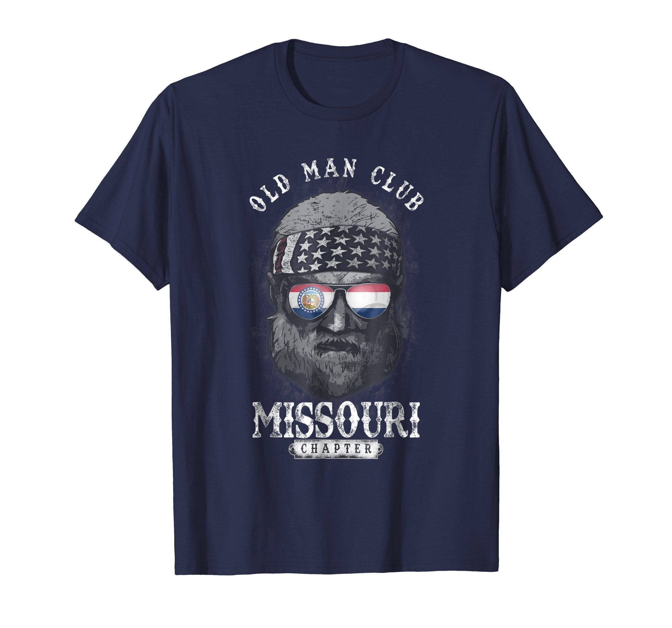 Top Selling Great S Old Man Club Missouri Chapter Shirts