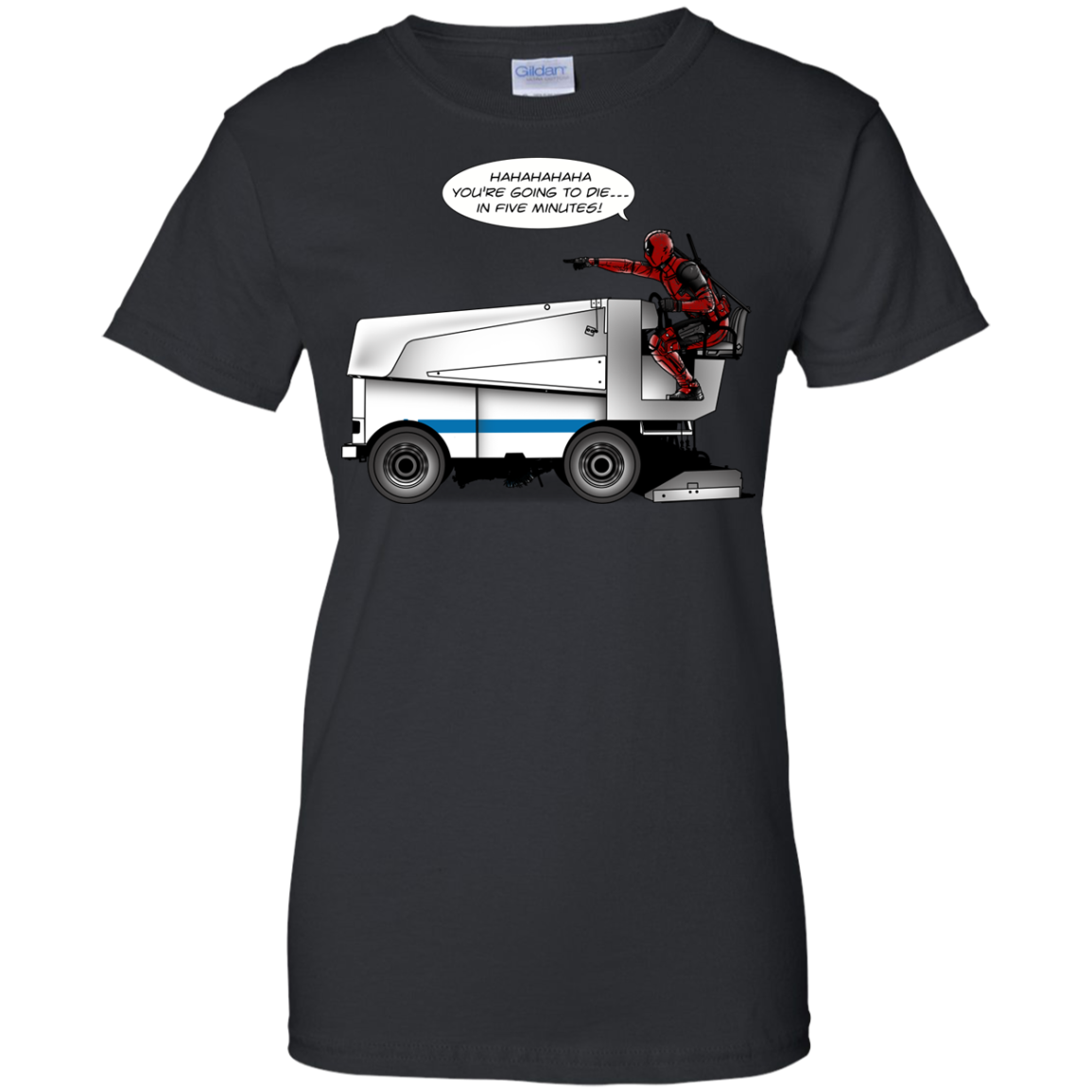 Top Selling Perfect Deadpool In Five Minutes Poolauto Shirts
