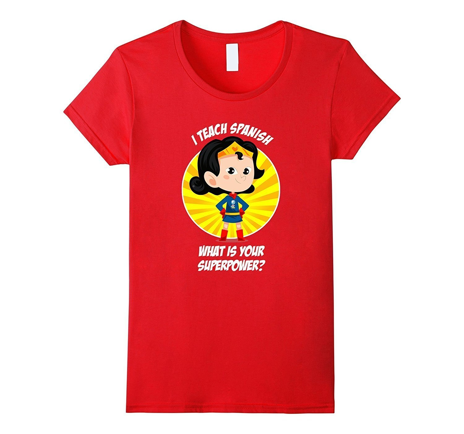 Top Selling Perfect Spanish Tea Superpower T Shirt