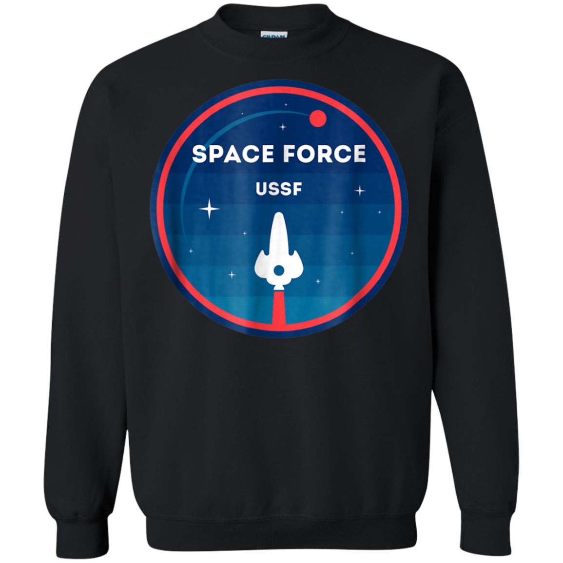 Top Selling Ussf United States Space Force Logo Shirts