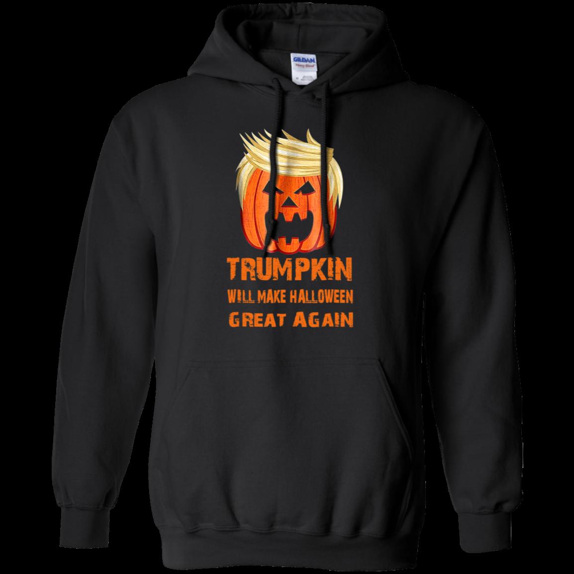 Trumpkin Make Halloween Great Again Shirts