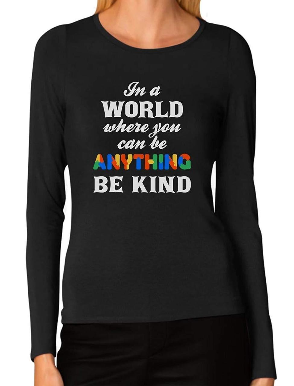 Kind Autism Awareness T Shirt T Shirt