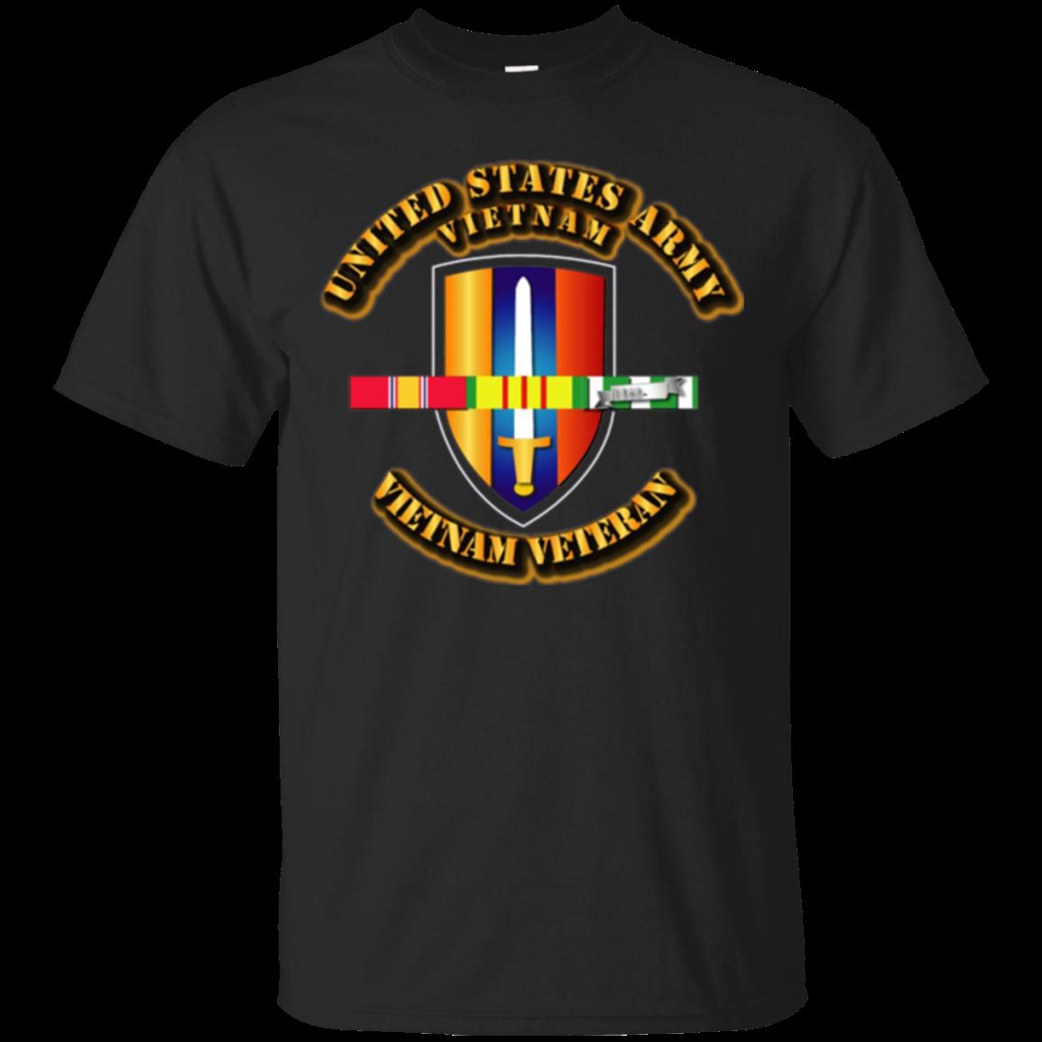 Us Army Vietnam Veteran Tshirt