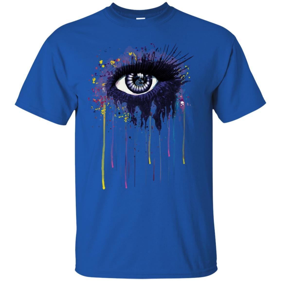Vancouver Canucks Die Hard Fans Art Canucks S S Shirts