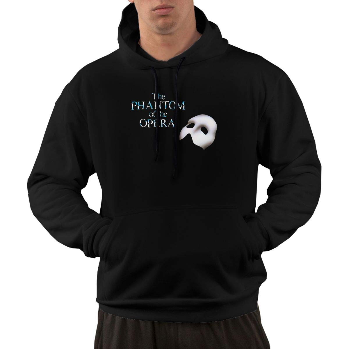 S S The Phantom Of The Opera Hooded Shirts