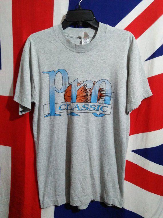Vintage Pro Classics Basketball Nba Original Shirts